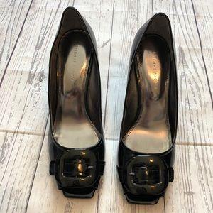 Etienne Aigner Shoes - Etienne Aigner Peep Toe Heels